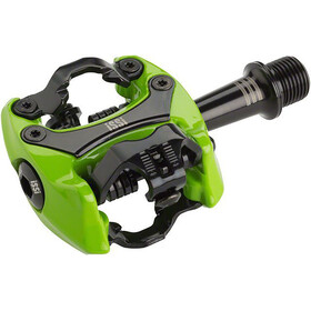 iSSi Flash III Pedals green/black